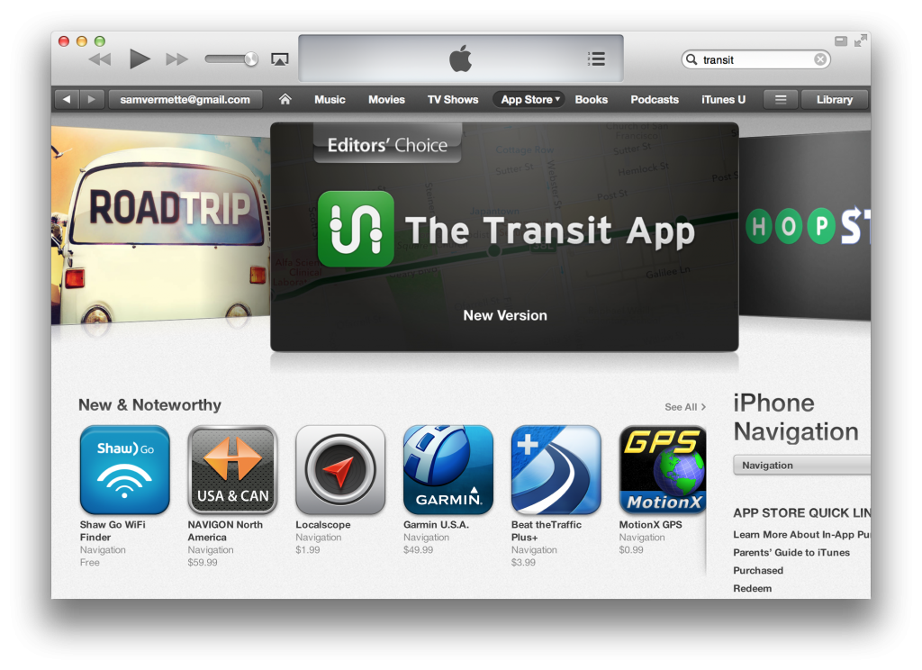 how to get an app on the app store