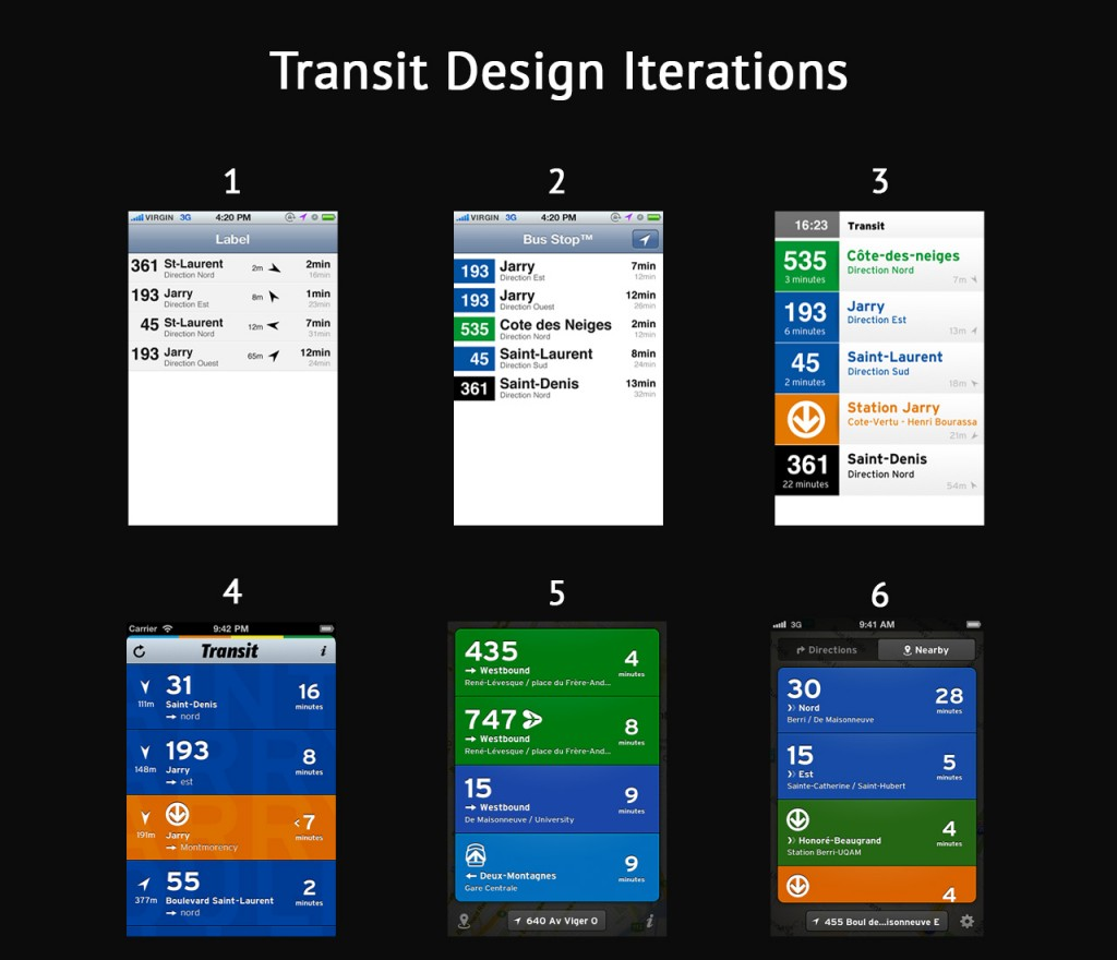 transit-design-iterations
